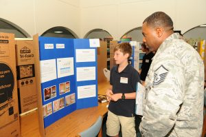 Trifold Board for science fair